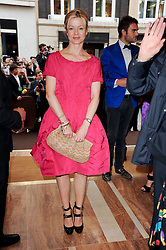 LADY HELEN TAYLOR at a party to celebrate the opening of the Louis Vuitton Bond Street Maison, New Bond Street, London on 25th May 2010.