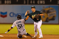 20110705 - Seattle Mariners at Oakland Athletics (MLB Baseball)