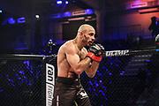 MMA: German MMA Championship, GMC, Hamburg, 07.01.207<br /> Paolo Goncalves Silva (UFD-GYm, X-Gym) - Nilson Pereira (Tough Gym)<br /> © Torsten Helmke