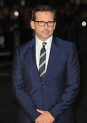 Oct. 16, 2014 - London, England, United Kingdom - Steve Carrell attends the screening of 'Foxcatcher' during the 58th BFI London Film Festival at Odeon West End. (Credit Image: © Ferdaus Shamim/ZUMA Wire)
