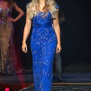 NLD/Scheveningen/20180710 - Finale van Miss Nederland verkiezing 2018, Milou Custers