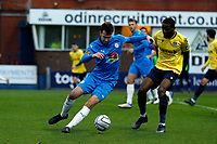 Lois Britton. Stockport County 3-1 Guiseley AFC. Buildbase FA Trophy. 19.12.20