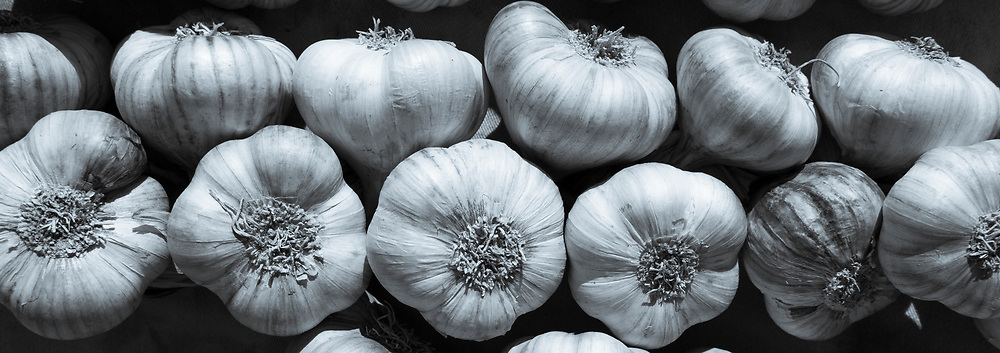 FINE ART PHOTOGRAPHY by Tim Graham<br /> FOOD - Garlic Plaits