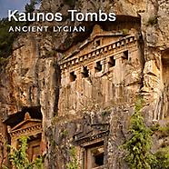 Lycian Rock Tombs of Kaunos Daylan Turkey - Pictures & Images of -