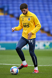 Cian Harries of Bristol Rovers during the warm up - Mandatory by-line: Arron Gent/JMP - 05/09/2020 - FOOTBALL - Portman Road - Ipswich, England - Ipswich Town v Bristol Rovers - Carabao Cup