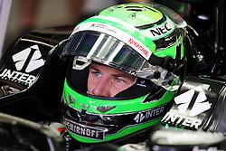 Nico Hulkenberg (GER) Sahara Force India F1 VJM09.<br /> 11.11.2016. Formula 1 World Championship, Rd 20, Brazilian Grand Prix, Sao Paulo, Brazil, Practice Day.<br /> Copyright: Moy / XPB Images / action press