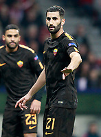 AS Roma's Maxime Gonalons during Champions League 2017/2018, Group C, match 5. November 22,2017. (ALTERPHOTOS/Acero)