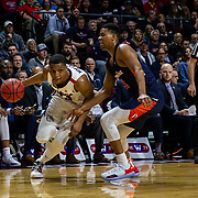 Mar 11 2019  Las Vegas, NV, U.S.A. Gonzaga guard Zach Norvell Jr. (23) drives to the basket during the NCAA  West Coast Conference Men's Basketball Tournament semi -final between the Pepperdine Wave and the Gonzaga Bulldogs 100-74 win at Orleans Arena Las Vegas, NV.  Thurman James / CSM