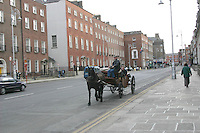 Horse and carraige, Dublin, Ireland