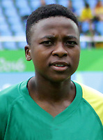 Fifa Woman's Tournament - Olympic Games Rio 2016 -  <br /> South Africa National Team - <br /> Nothando VILAKAZI