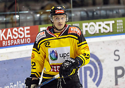 21.03.2017, Eiswelle, Bozen, ITA, EBEL, HCB Suedtirol Alperia vs UPC Vienna Capitals, Playoff, Halbfinale, 4. Spiel, im Bild Julian Grosslercher (Vienna Capitals) // during the Erste Bank Icehockey League, playoff semifinal 4th match between HCB Suedtirol Alperia and UPC Vienna Capitals at the Eiswelle in Bozen, Italy on 2017/03/21. EXPA Pictures © 2017, PhotoCredit: EXPA/ Johann Groder