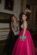ELENA KARAKOLEVA; GERI DONCHEVA;  The 20th Russian Summer Ball, Lancaster House, Proceeds from the event will benefit The Romanov Fund for RussiaLondon. 20 June 2015