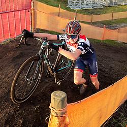 11-01-2020: Wielrennen: NK Veldrijden: Rucphen<br />Jari Prins