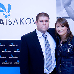 20081222: Swimming - Sara Isakovic and SI Sport signed a contract
