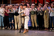 "Sharon Academy's performance of ""Newsies"" in Randolph, Vt., on Nov. 17, 2018. Profits from sales to benefit TSA's Annual Fund."