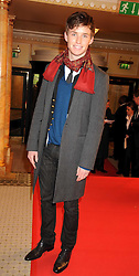 EDDIE REDMAYNE at the 2009 South Bank Show Awards held at The Dorchester, Park Lane, London on 20th January 2009.