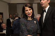 CAROL SIEBER; FRITZ VON WESTENHOLZ, Nicky Haslam hosts dinner at  Gigi's for Leslie Caron. 22 Woodstock St. London. W1C 2AR. 25 March 2015