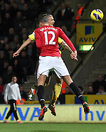Norwich City v Manchester United 171112