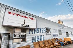 Master Made Feeds Store, Grapevine, Texas USA