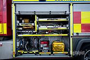 Johnstone Fire Engine Display
