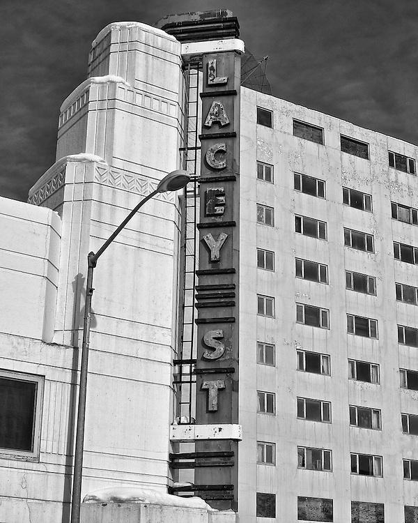 Lacey St Theater Historic Landmark<br /> Fairbanks, AK
