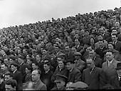 1954 Crowd Scene at Croke Park, Dublin