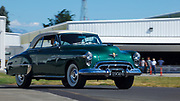 1950 Odlsmobile at WAAAM.