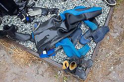 Wetsuit & booties