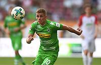 Thorgan Hazard (Gladbach)<br /> Augsburg, 26.08.2017, Fussball Bundesliga, FC Augsburg - Borussia Moenchengladbach<br /> <br /> Norway only