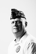 David Rogers<br /> Army<br /> Master Sergeant<br /> Field Artillery<br /> 1984 - 2012<br /> OIF, OEF<br /> <br /> Veterans Portrait Project<br /> West Point, NY