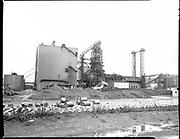 "Ackroyd 16965-03 ""Oregon Steel Mills. Aerials & ground photos. Rivergate. October 23, 1970."" ("