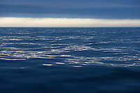 Calm waters on the Denmark straight