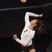USC Women's Volleyball v Washington