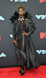 August 26, 2019, New York, New York, United States: Prince Derek Doll arriving at the 2019 MTV Video Music Awards at the Prudential Center on August 26, 2019 in Newark, New Jersey  (Credit Image: © Kristin Callahan/Ace Pictures via ZUMA Press)