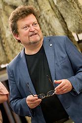 01.07.2015, MMC Studios, Koeln, GER, Das Loewenmaedchen, im Bild Romanautor Erik Fosnes Hansen. EXPA Pictures © 2015, PhotoCredit: EXPA/ Eibner-Pressefoto/ Schueler<br /> <br /> *****ATTENTION - OUT of GER*****