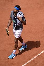 May 29, 2019 - Paris, France, FRANCE - Jo Wilfried Tsonga  (Credit Image: © Panoramic via ZUMA Press)