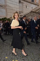 Rome, Piazza Del Campidoglio Event Gucci Parade at the Capitoline Museums, In the picture: Valeria Golino