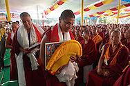 The first twenty nuns after receiving their Geshe-ma degree at Drepung Lachi MonasterySome of the nuns after receiving their Geshe-ma degree at Drepung Lachi Monastery in Mundgod, Karnataka, India on December 22, 2016