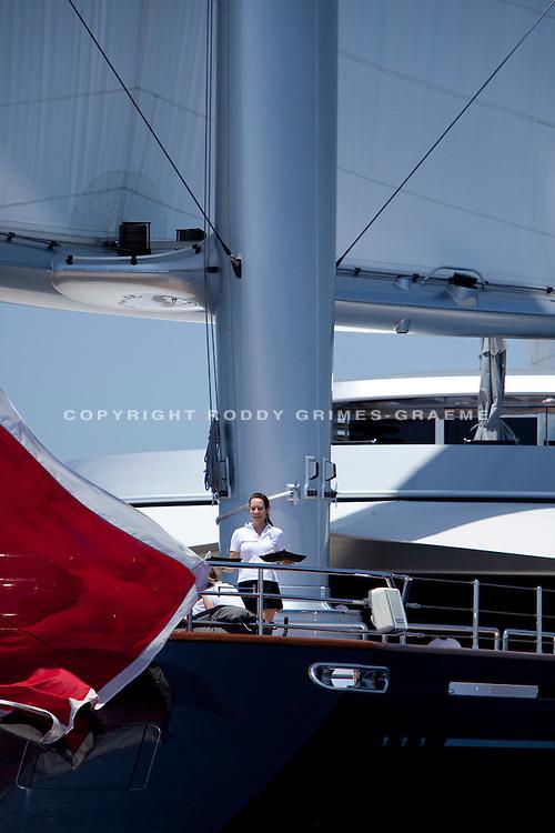 Superyacht cup palma, 2009.