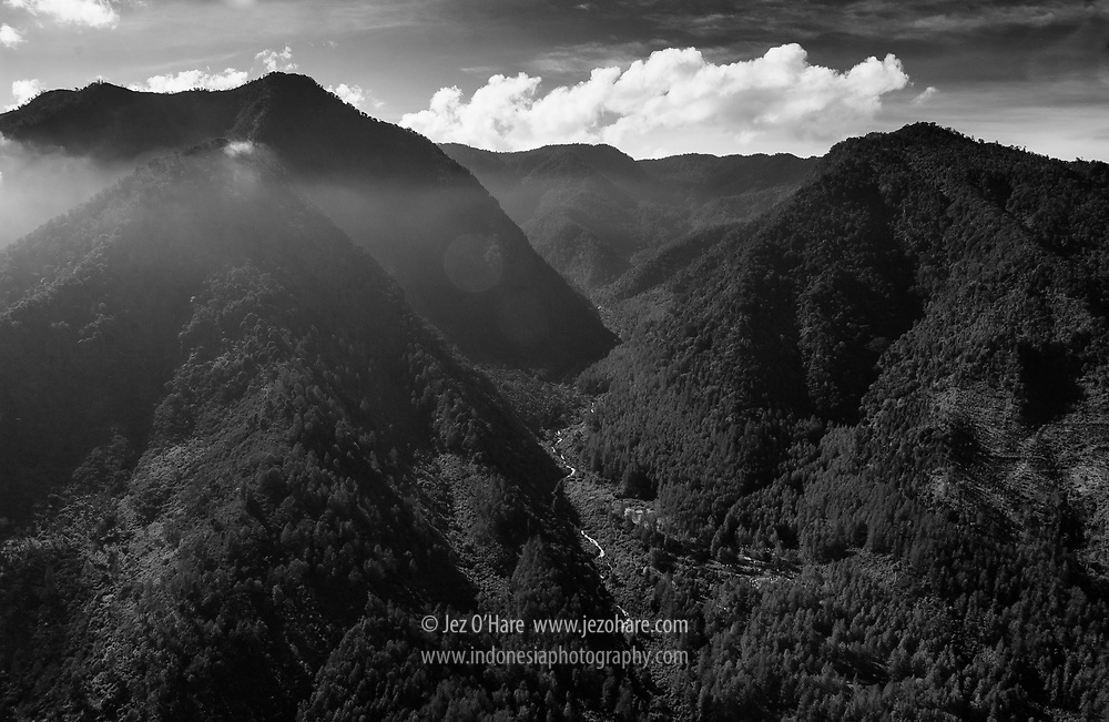 Gunung Puntang & Malabar, Bandung, West Java, Indonesia