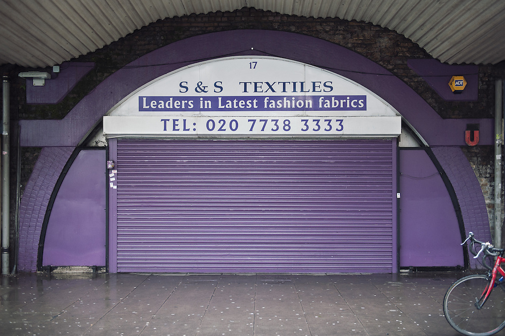 S&S textiles. <br /> 17 Atlantic Road.<br /> <br /> 10 years ago the Shafiq family took over the textiles shop that has been there for more than 35 years.