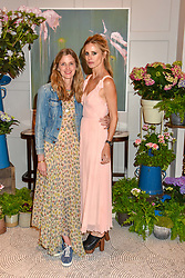Left to right, Amanda Brooks and Laura Bailey at the Belmond Cadogan Hotel Grand Opening, Sloane Street, London England. 16 May 2019. <br /> <br /> ***For fees please contact us prior to publication***