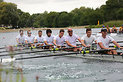 Race: 170  8+ (Band 2)  Final<br /> <br /> Peterborough Summer Regatta 2018 - Sunday<br /> <br /> To purchase this photo, or to see pricing information for Prints and Downloads, click the blue 'Add to Cart' button at the top-right of the page.