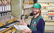 Photography of Ozark Natural Foods and employees in Fayetteville, Ark., for an editorial publication.
