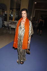 BIANCA JAGGER at the 10th Anniversary Party of the Lavender Trust, Breast Cancer charity held at Claridge's, Brook Street, London on 1st May 2008.<br /><br />NON EXCLUSIVE - WORLD RIGHTS