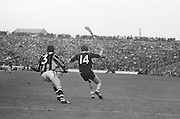 Players on field during the All Ireland Senior Hurling Final - Kilkenny v Galway, Kilkenny 2-12, Galway 1-8, 2nd September 1979.