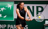 Daria Kasatkina of Russia during the second round at the Roland-Garros 2021, Grand Slam tennis tournament on June 2, 2021 at Roland-Garros stadium in Paris, France - Photo Rob Prange / Spain ProSportsImages / DPPI / ProSportsImages / DPPI