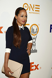 March 9, 2019 - Los Angeles, CA, USA - LOS ANGELES - MAR 9:  Essence Atkins at the 50th NAACP Image Awards Nominees Luncheon at the Loews Hollywood Hotel on March 9, 2019 in Los Angeles, CA (Credit Image: © Kay Blake/ZUMA Wire)