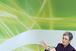 """06.03.2017, Grüner Parlamentsklub, Wien, AUT, Grüne, Pressekonferenz mit dem Titel """"Die unsolidarische EU-Politik der Regierung und aktuelle frauenpolitische Fragen"""". im Bild TEXT // during press conference of the parliamentary group the greens in Vienna, Austria on 2017/03/06. EXPA Pictures © 2017, PhotoCredit: EXPA/ Michael Gruber"""