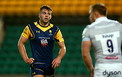 Tom Dodd of Worcester Warriors - Mandatory by-line: Robbie Stephenson/JMP - 28/07/2017 - RUGBY - Franklin's Gardens - Northampton, England - Worcester Warriors v Bath Rugby - Singha Premiership Rugby 7s